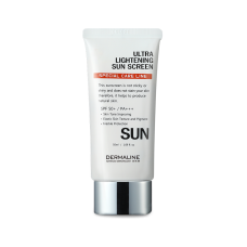 Солнцезащитный крем Dermaline Ultra Lightening Sun Screen SPF 50+/PA+++, 50 мл