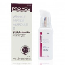 Концентрат с пептидами против морщин Pro You Wrinkle Peptide Ampule, 30 мл