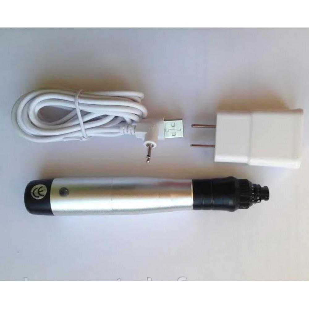 Дермаштамп для мезотерапии с встроенным аккумулятором Micro Needling System MYM
