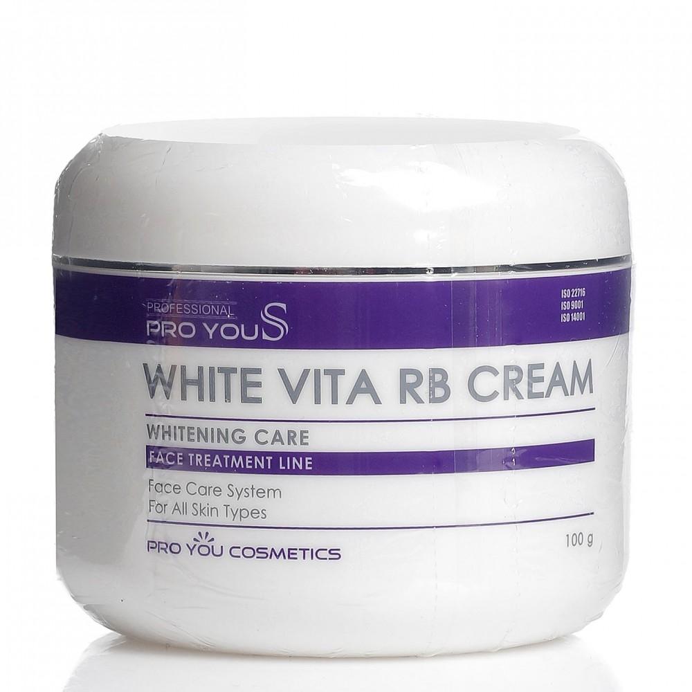 Осветляющий витаминный крем Pro You S White Vita RB Cream, 100 г