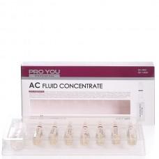 Флюид-концентрат AC Fluid Concentrate противовоспалительный «Антиакне»