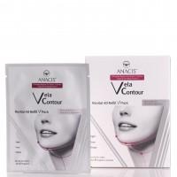 Лифтинг-маска для контура лица Vela Contour 4D Refill V Pack