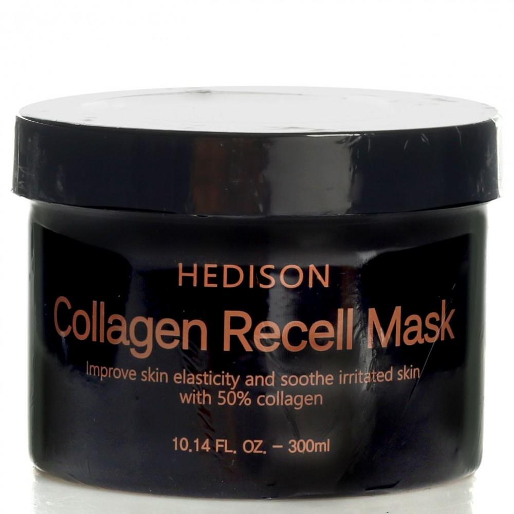 Крем-маска для лица Dr.Hedison Collagen Recell Mask с коллагеном, 300 мл