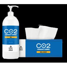 Карбокситерапия RIBESKIN CO2 Carboxy Combo, гель 1500 мл