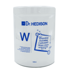 Крем увлажняющий Dr.Hedison Waterdrop Hydrating Carbonated Water Cream, 1000 мл.