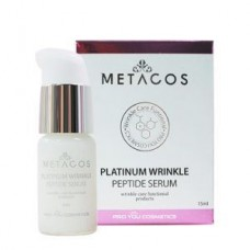 Сыворотка от морщин с пептидами Metacos Platinum Wrinkle Peptide Serum