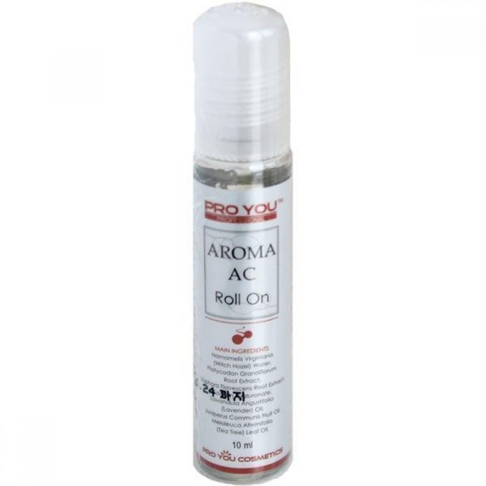 Анти-акне роллер для точечного нанесения Pro You Aroma AC Roll On