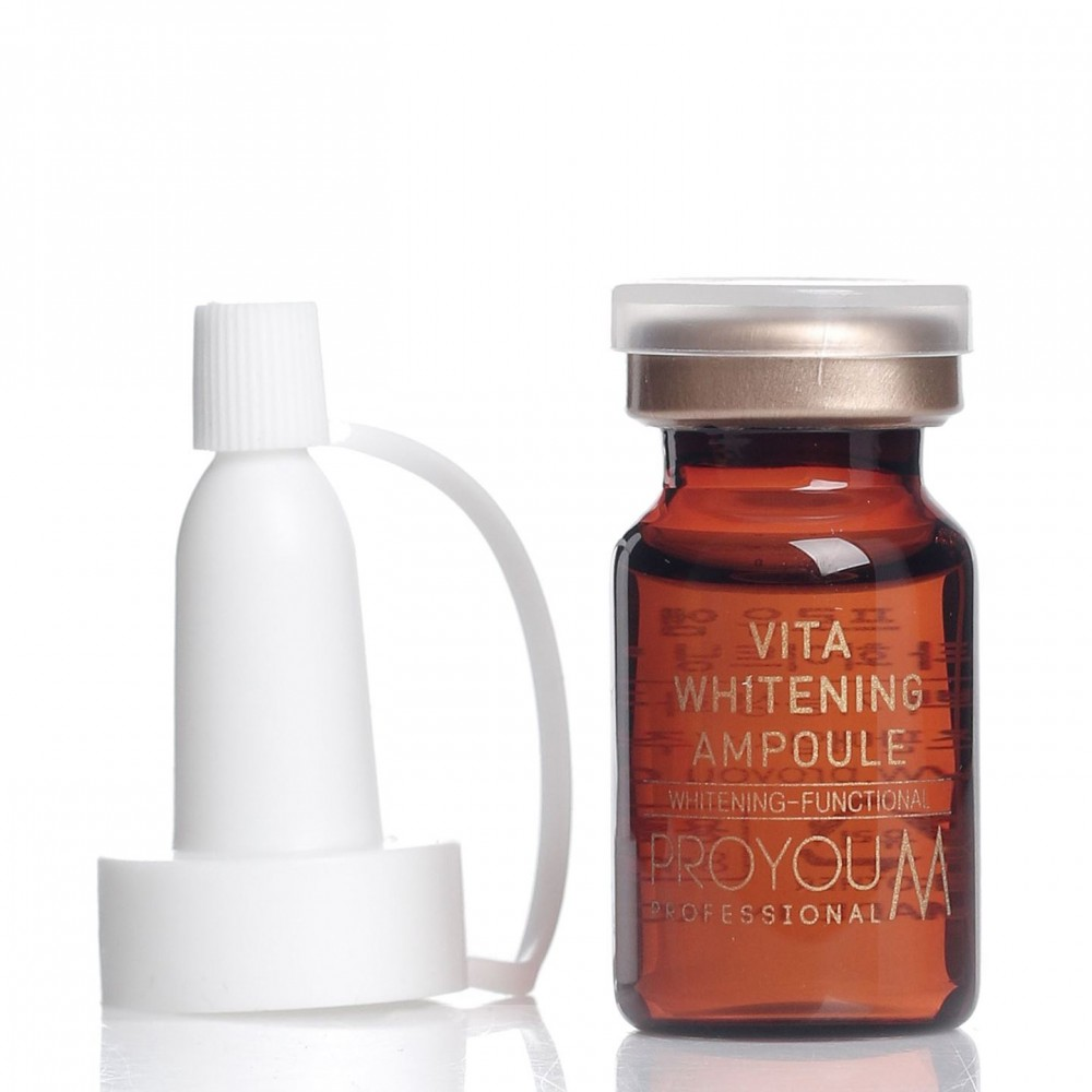 Отбеливающая сыворотка Pro You M Vita Whitening Ampoule с осветляющим эффектом