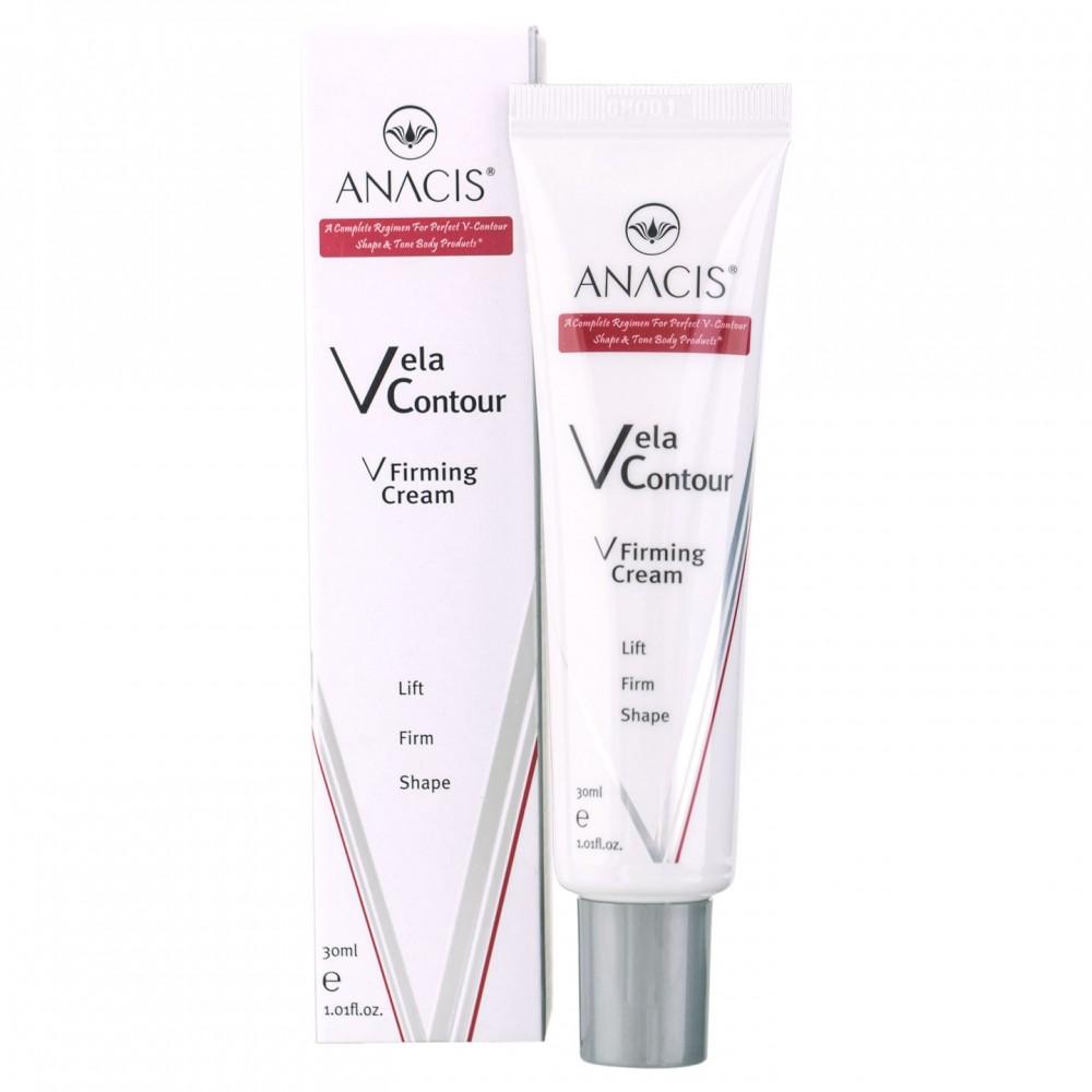 Крем жиросжигающий Vela Contour V Firming Cream, 30 мл