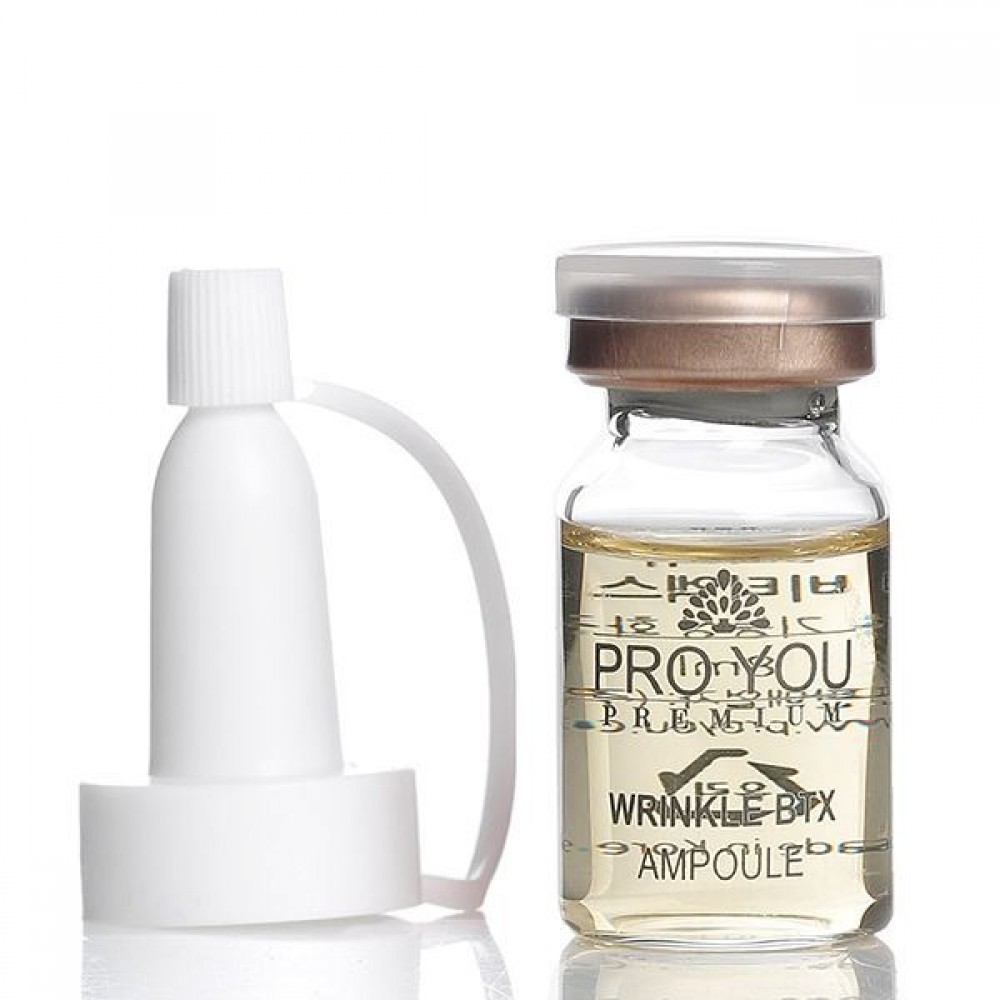 Cыворотка Pro You Wrinkle BTX Ampoule с эффектом ботулотоксина, 8 мл