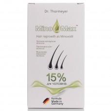 Лосьон MinoMax 15% для восстановления и роста волос у мужчин