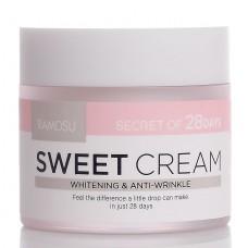 Отбеливающий крем для тусклой кожи Ramosu Original Sweet Cream