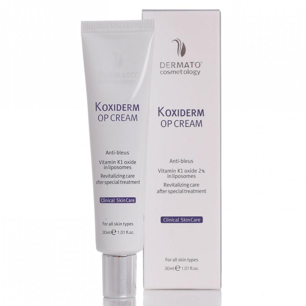 Крем от синяков с витамином К ANACIS K Oxiderm OP Cream