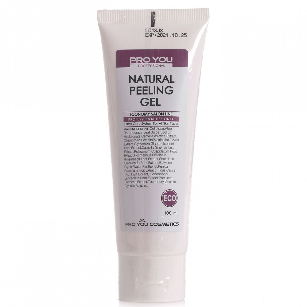Пилинг для лица Natural Peeling Gel Pro You