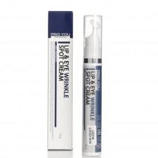 Крем от морщин вокруг глаз и губ с пептидами Lip & Eye Wrinkle Spot Cream