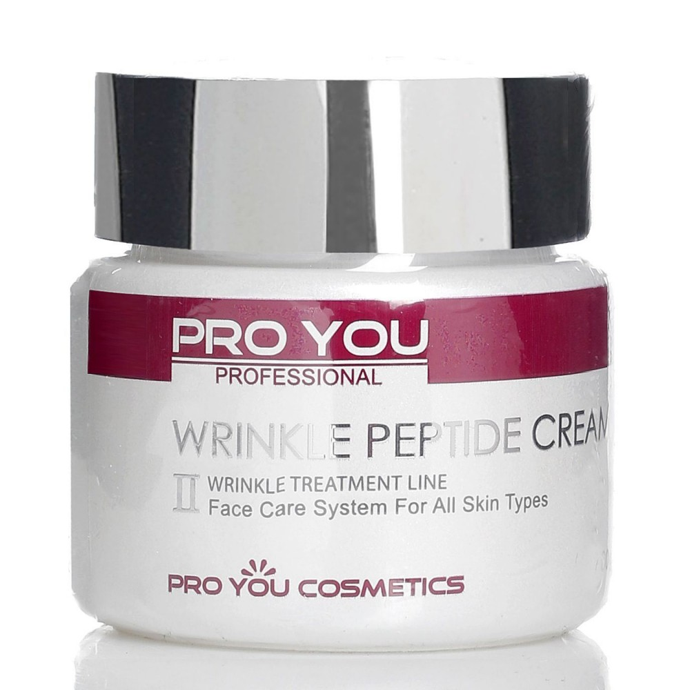 Крем с пептидами против морщин Pro You Wrinkle Peptide Cream