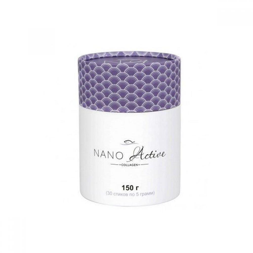 Морской питьевой коллаген Nano Active Collagen  в стиках