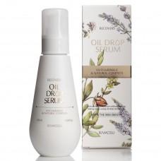 Омолаживающая масляная крем сыворотка RAMOSU recovery oil drop serum